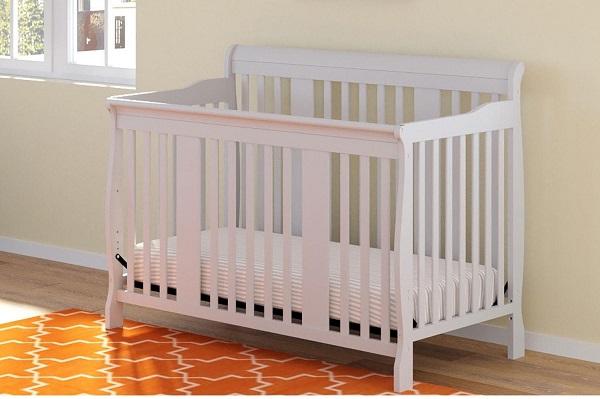 Cân nhắc kích thước củi khi chọn nệm cho trẻ sơ sinh